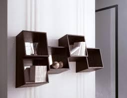 modern wall bookshelves good  modern design of wall shelves