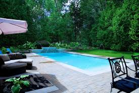 patio with square pool. Swimming Pool With Water Feature Patio Square U