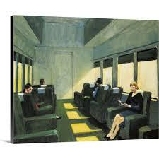 Edward Hopper Light And Dark Amazon Com Greatbigcanvas Gallery Wrapped Canvas Chair Car