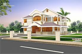 cute and latest house design simple 3d home design