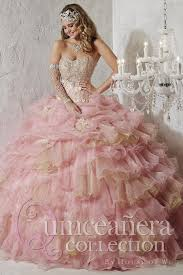 <b>2018</b> Pink Quinceanera Dresses Ball Gown <b>Flowers Appliques</b> ...