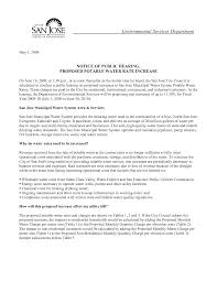 how to write a rent increase notice rent increase letters gse bookbinder co