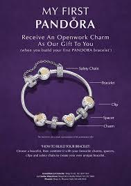 How To Design Your Pandora Bracelet Pandora Mauritius Build Your First Pandora Bracelet From