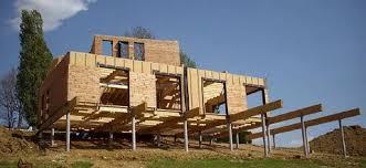 maison ossature bois la construction en images ddmagazine ment construire sa