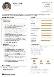 Good Resume Examples Beauteous Good Resume Example 48 Professional Examples Hashtagbeardme