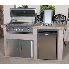 Flat Pack Outdoor Kitchens Grills Accessories Costco