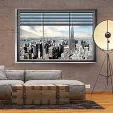 Fototapete New York Fenster Fruugo