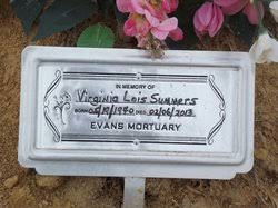 Virginia Lois Nelson Summers (1940-2013) - Find A Grave Memorial