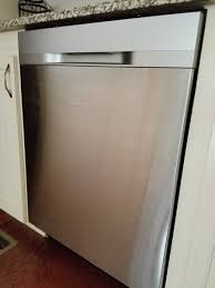 samsung dishwasher installation. Modren Samsung Testing The Samsung StormWash Model 5050 Dishwasher For Installation D