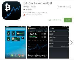 5 Best Bitcoin Ticker Widget App In 2019