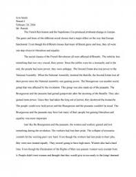 french revolution essay zoom zoom
