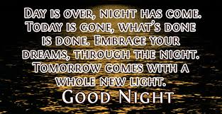 Good Night Prayer Quotes Delectable Good Night Quotes Wishes and Messages for Friends Lovers With Images