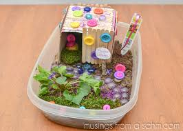 fun crafts to do at home with toddlers. fairy house craft - this fun activity is great for your child\u0027s imagination as they make crafts to do at home with toddlers