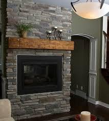 fireplace echo ridge southern ledgestone cultured stone brand manufactured stone veneer