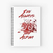 Cuaderno de espiral «Deucalion» de CynShows | Redbubble
