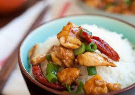 Курица «<b>кунг</b> пао» | Азиатские рецепты, Идеи для блюд ...