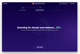 Scanning your <b>Mac</b> with Avast Security or Avast Premium Security ...