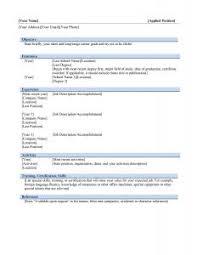 resume template simple resume in word format 4 simple resume format word file in 79 microsoft office resume builder