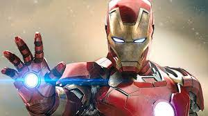Iron Man Desktop Wallpaper 4k Ultra Hd ...
