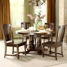 riverside newburgh dining table. newburgh wood round dining table and chairs in antique ginger riverside w