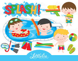 pool party clipart black and white.  Black Boy Pool Party Clipart Summer Black And White And Pool Party Clipart Black White E