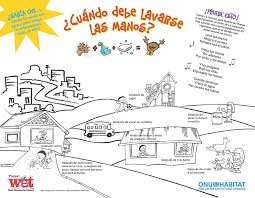 spanish coloring page