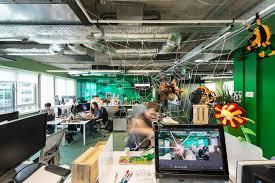 google dublin office. Google Dublin Office L