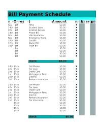 Payment Plan Calculator Excel Loan Payment Schedule Template Loan Amortization Schedule Template