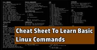linux cheat sheet download this cheat sheet to learn basic linux commands techworm