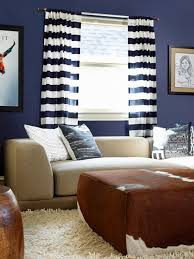 room navy blue