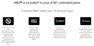 on the next screen you ll go to directv now