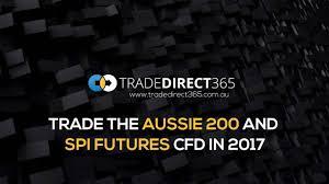 Index Trading Australia 200 Spi Futures Cfd In 2017