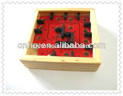Wooden Maze Game With Ball Bearing Unique Wooden Ball Bearing Maze Game Buy Maze GameMini Maze GamesWooden