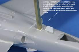 Model Airplane Display Stands Enchanting Inflight Or Wheels Down MODERN HOBBIES