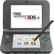 Nintendo New 3DS XL Màu Đen và Thẻ Nhớ 32G (Hacked) - shoptrongnghia
