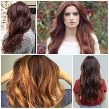 Mahogany Hair Color For Morena