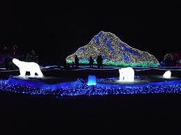 Christmas Light Displays Washington State Best Holiday Light Displays Around Seattle The Eastside And