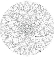 Coloring Pages Mandala Dr Schulz