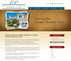 Crocker Web Design Charles A Crocker Launches New Essentials Law Firm Website