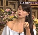 八田亜矢子の最新おっぱい画像(6)
