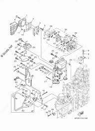 Yamaha outboard wiring diagram lovely yamaha outboard parts by hp
