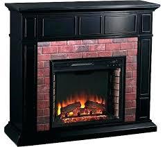 mcleland design fireplace design media fireplace walnut mcleland design easton compact electric fireplace heater