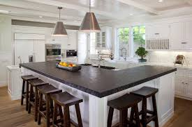 l shaped kitchens with islands. Plain Shaped Take Up All That Awkward Space In Middl Of Kitchen And Provide Plenty  Seating Inside L Shaped Kitchens With Islands D