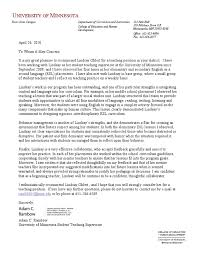 Letter Of Recommendation From Adam Rambow English As A Second Or