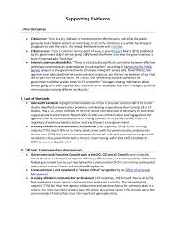 advancing federal government communications executive summary