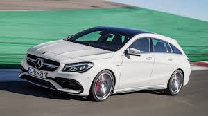 2017 Mercedes-AMG CLA45 Shooting Brake Review - Top Speed