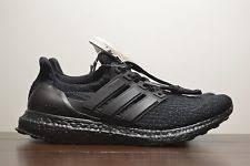 adidas ultra boost triple black. new mens adidas ultra boost 3.0 triple black ba8920 ultraboost ships now