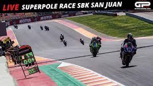 SBK, LIVE Superpole Race Superbike San Juan: la diretta giro per giro