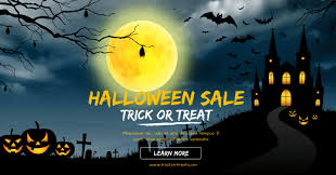 halloween sale flyer make your halloween graphics in under 10 minutes joomla templates