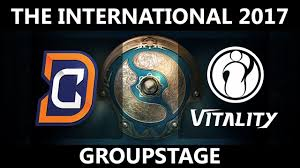 dota 2 live dc vs igv the international 2017 igv vs dc 8 8 2017